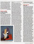 Art in America, September 2008