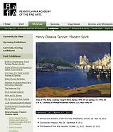 Henry Ossawa Tanner: Modern Spirit, January 28-Apr...