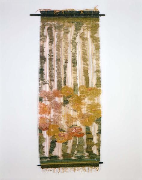 Lenore Tawney (1907-2007) Arbor # I, c.1958 wool,...