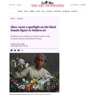 The Art Newspaper, October 23, 2018