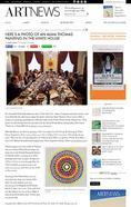 ArtNews, April 15, 2015