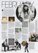 Elle Magazine, February 2016