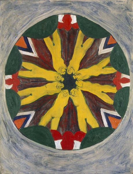 Bob Thompson (1937-1966) Untitled, 1964 oil on can...