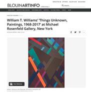 BlouinArtInfo article and slideshow, April 10, 201...