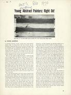 Arts Magazine, February 1970
