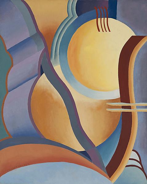 Composition N (1st n.o.), 1935 oil on canvas 30 x...
