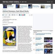 The Wall Street Journal, December 20, 2013
