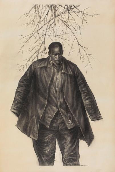 Charles White (1918-1979) J'Accuse! No.5, 1966...