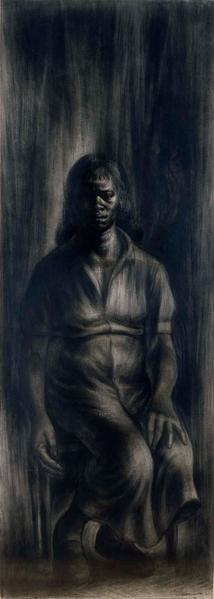 Charles White (1918-1979) Let The Light Enter, 196...