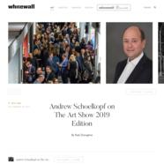 Whitewall, February 26, 2019