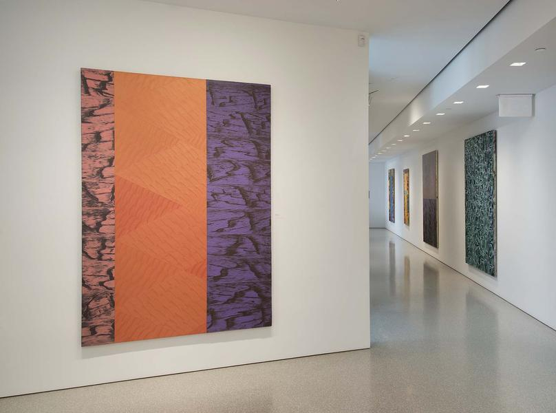 William T. Williams: Things Unknown Paintings, 1968-2017 - Exhibitions