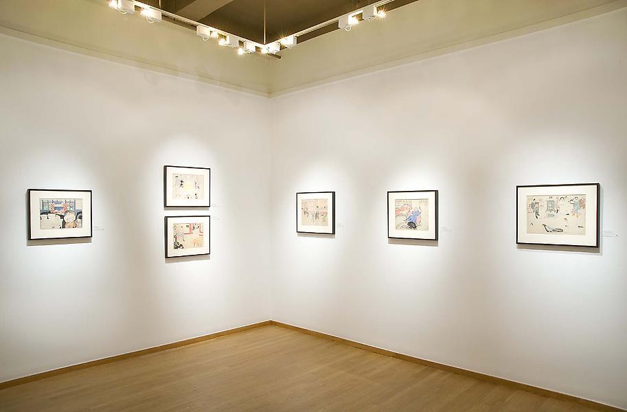 Installation Views - Marguerite Zorach and William Zorach - June 4 – August 13, 2010 - Exhibitions