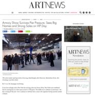 ARTnews, March 6, 2019