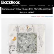 BlackBook, April 8, 2019