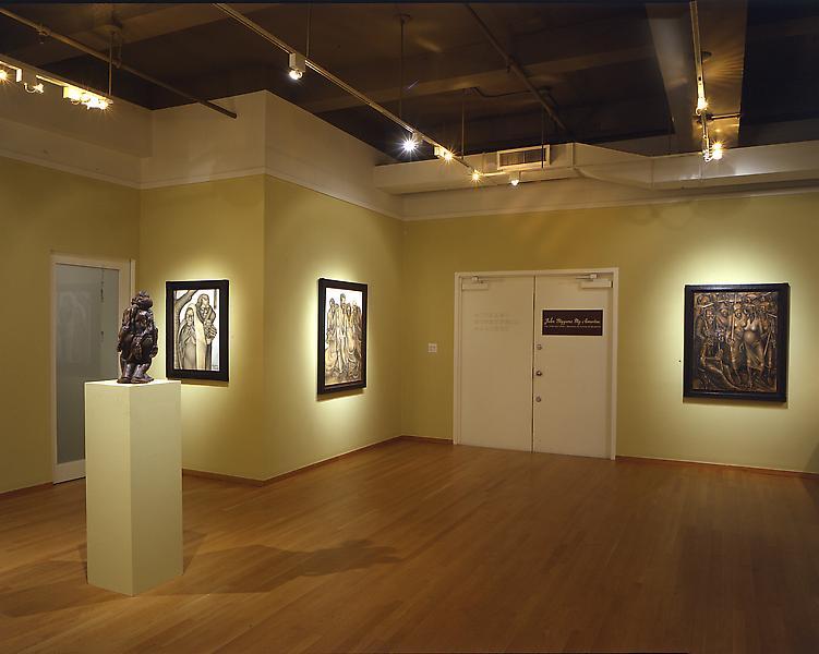John Biggers: My America - Exhibitions