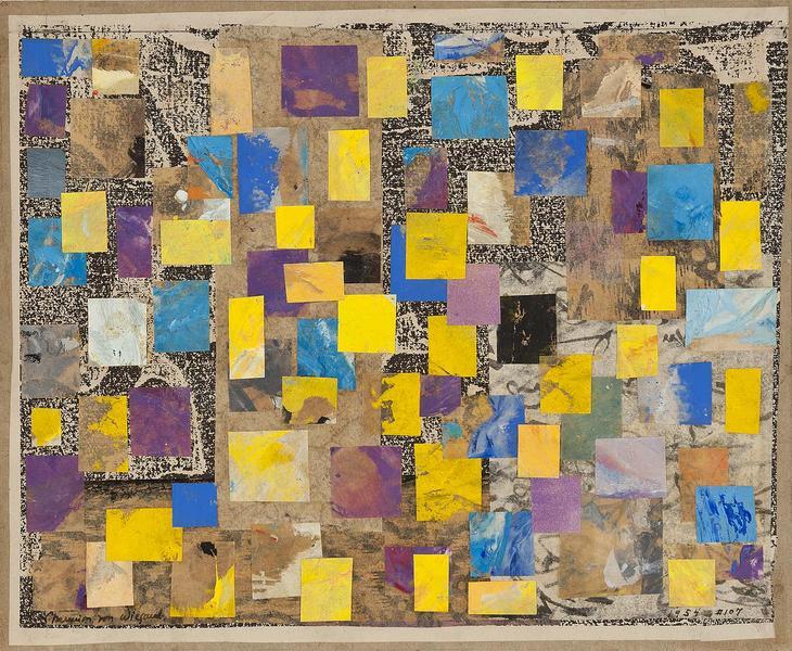 Charmion von Wiegand (1896-1983) Hall of Golden Be...